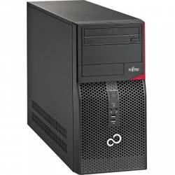 Fujitsu Sistem desktop ESPRIMO Mini-Tower P420, Intel Core i3-4160, 4GB, HDD 500GB, HD Graphics 4400, Tastatura + mouse