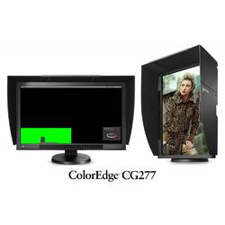 "Eizo Monitor LED 27"" IPS Panel, 16:9, 2560x1440, wide gamut, calibration sensor"