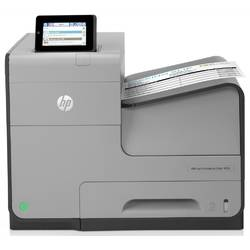 Imprimanta cu jet HP Officejet Enterprise X555dn, A4, Wi-Fi