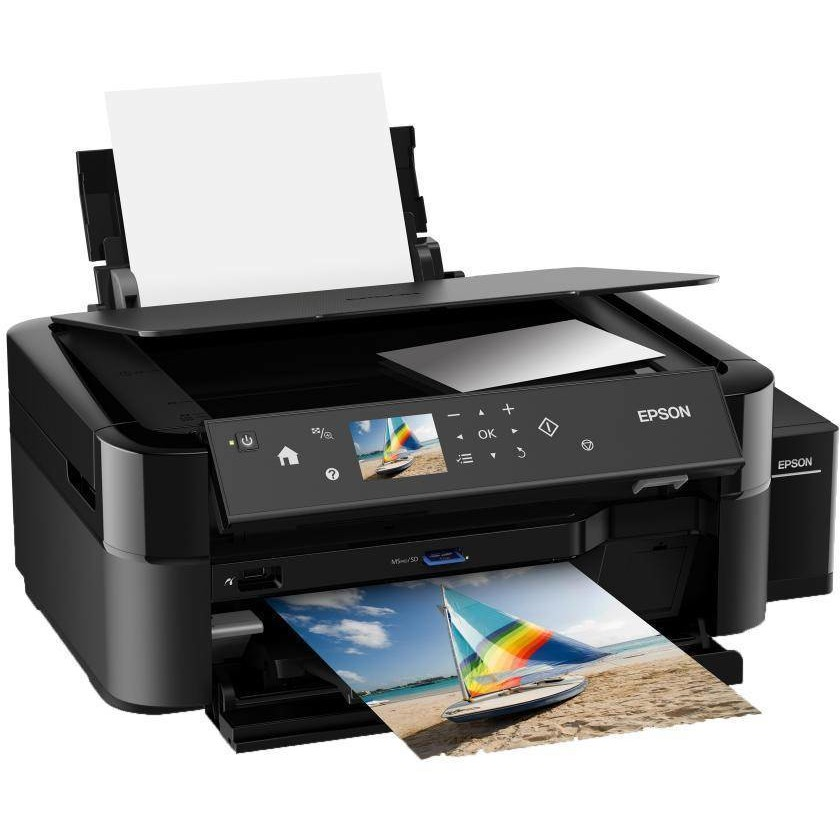Multifunctionala Inkjet Color Epson L850, A4