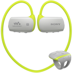 Sony Mp3 Player Sport NWZWS613G.CEW, 4GB, Waterproof, Bluetooth, Verde