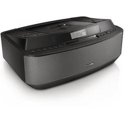 Philips Microsistem audio AZ420/12, CD Player, Docking, tuner FM, USB, 3.5W