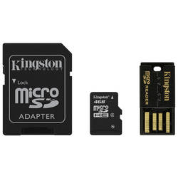 KINGSTON 4GB Multi Kit / Mobility Kit