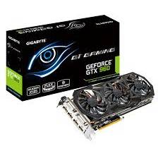 GIGABYTE Placa video GTX960 G1 Gaming, 2GB GDDR5 128 bit