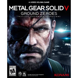 Joc PC METAL GEAR SOLID 5 GROUND ZEROES