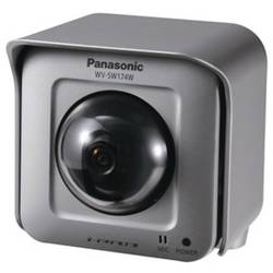Panasonic Camera IP de Exterior tip Box, H.264 streaming up to 30 fps, 1,3mp