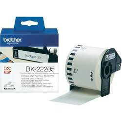 Brother DK22205 Tape 62mm Contin Paper