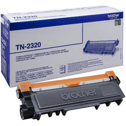 Brother Toner TN2320 Black 2.6K