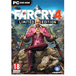 Ubisoft Joc PC FAR CRY 4 LIMITED EDITION