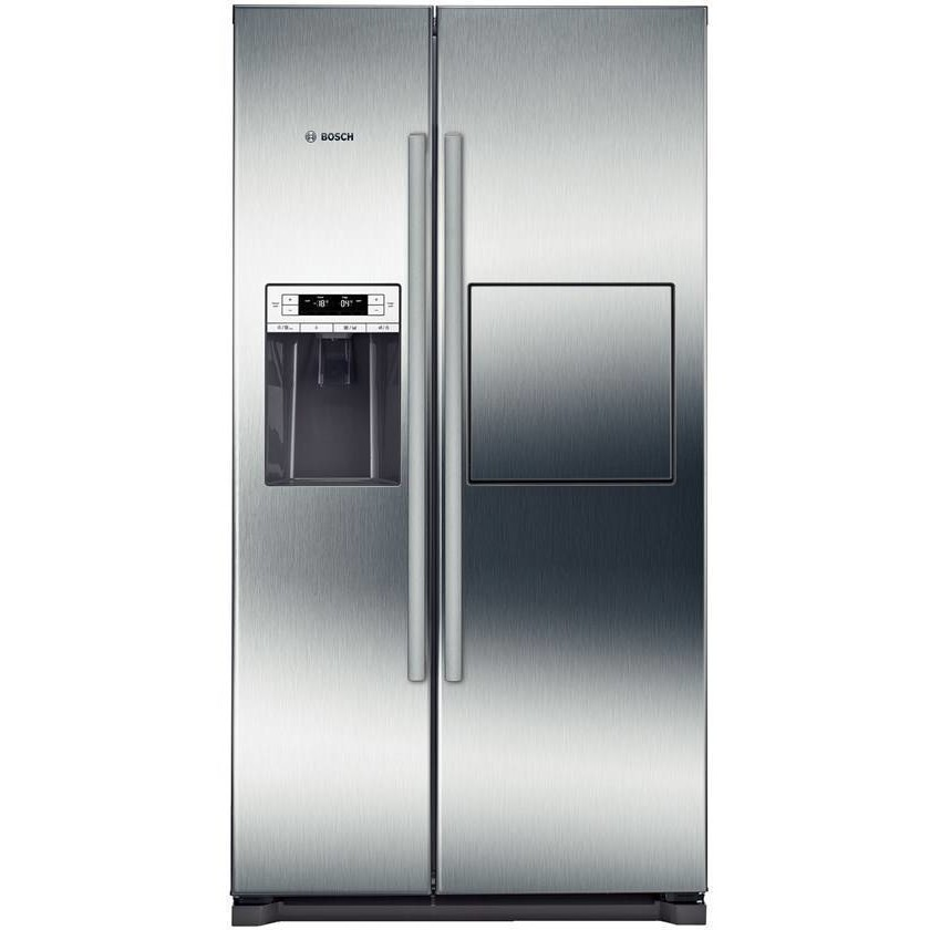 Combina frigorifica Side by Side No Frost KAG90AI20, 522 l, display LCD, clasa A+, inox
