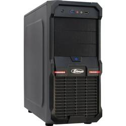 Inter-Tech Carcasa Eterno H3 Octagon, ATX Mid Tower Case
