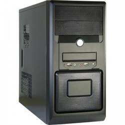Inter-Tech Carcasa JY-160, microATX Mini Tower