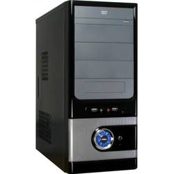 Inter-Tech Carcasa JY-230 Badger,ATX Mid Tower Case, include sursa 500W