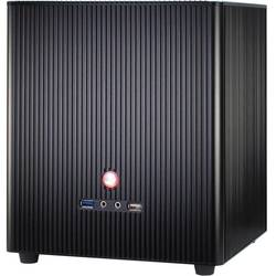 Inter-Tech Carcasa E-M3 Black, Aluminium Mini-ITX