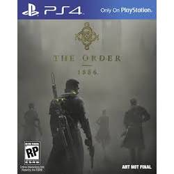 Sony Joc PS4 THE ORDER: 1886