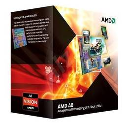 AMD Procesor Kaveri A8-Series X4 7650K, 3.3GHz, socket FM2+, Black Edition