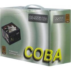 Inter-Tech Sursa CobaPower 550W 80+ BRONZE
