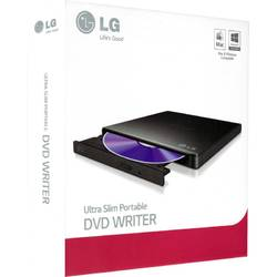 LG Unitate optica externa GP57EB40 Negru Retail Slim