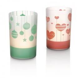 Philips Candele electrice Special Moments 2/set