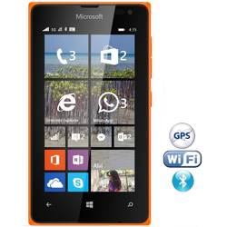 Telefon mobil Single SIM Microsoft Lumia 435 Orange