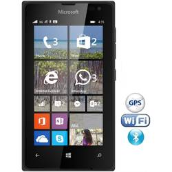 Telefon Mobil Single SIM Microsoft Lumia 435 Black