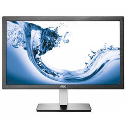 "AOC Monitor LED 21.5"" IPS panel, 1920x1080, 5ms, 250cd/mp"