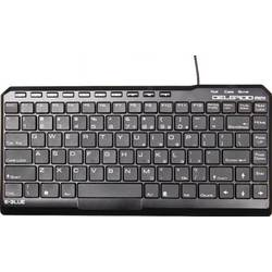 E-BLUE Tastatura Delgado Mini, ultra-slim keyboard