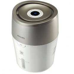 Philips Umidificator de aer HU4803/01, Rezervor 2 l, 220 ml/h, Alb/Gri