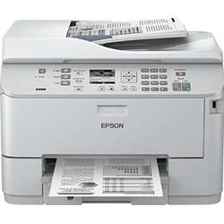 Multifunctional inkjet mono Epson WorkForce Pro WP-M4595DNF, format A4, Retea, duplex