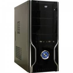 Inter-Tech Carcasa JY-236 Polecat, Mid Tower Case, include sursa (500W)