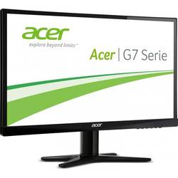 "Acer Monitor LED 23"" G237HLA, IPS panel, 1920 x 1080, 4ms, 250cd/mp"