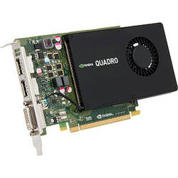 PNY Placa video Quadro K2200, 4GB GDDR5, 128 bit