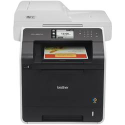 Multifunctional Brother MFC-L8850CDW, laser color, A4, 30 ppm, Fax, Duplex, ADF, Retea, Wireless