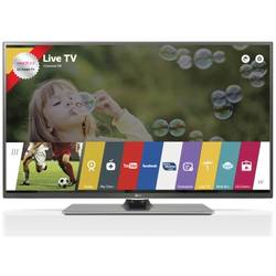 LED TV LG 55LF652V 55'' LED IPS, FHD, SMART TV CU WEBOS, WiFi BUILT IN, 3D, gri