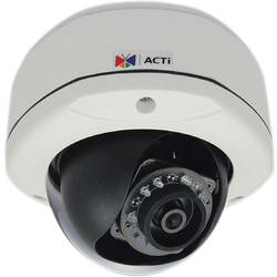 ACTI Camera IP Dome Outdoor 10Mp
