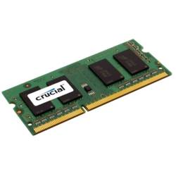 Crucial Memorie notebook 2GB DDR3 1600Mhz