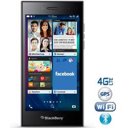 Telefon Mobil BlackBerry Leap 16GB LTE Shadow Grey