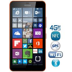 Telefon Mobil Single SIM Microsoft Lumia 640 XL LTE Orange