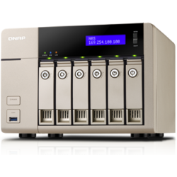 QNAP NAS Storage Tower 6bay