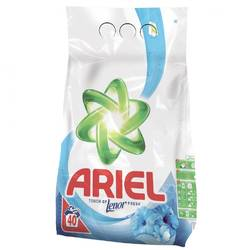 Ariel automat Lenor Touch Oxygen Purity 4kg