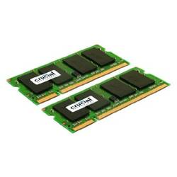 Crucial Memorie notebook Kit 2GB DDR2 800 MHz