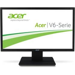 "Acer Monitor LED 24"" V246HLBID, TN panel, 1920 x1080, 5ms, 250 cd/m2, DVI, HDMI, VGA"