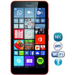 Telefon Mobil Single SIM Microsoft Lumia 640 XL Orange