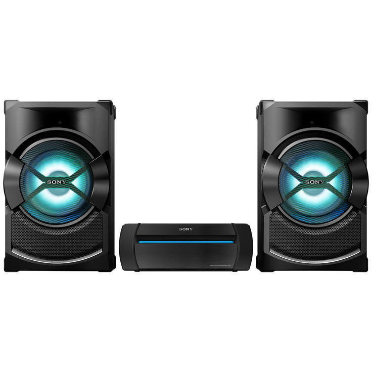 Minisistem audio SHAKE-X3, 1200W, Bluetooth, NFC