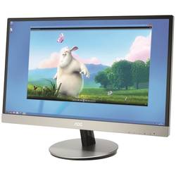 "AOC Monitor LED 23"" IPS Panel, Wide, Full HD, HDMI, DisplayPort"