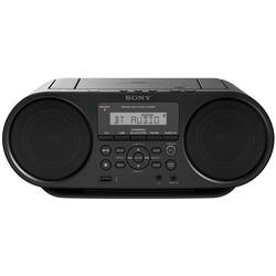 Microsistem Sony ZSRS60BT, Bluetooth, NFC, 4W, Black