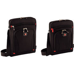 "Geanta laptop 13"", Wenger Status Vertical Case, Black"