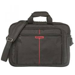 "Geanta laptop 17"", VERBATIM Slim Case London Black"