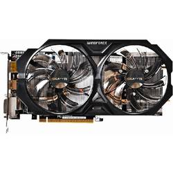 Placa video GIGABYTE Radeon R9 380 WindForce 2X OC 2GB DDR5 256-bit
