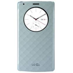Husa Quick Circle Case Blue CFR-100.AGEUBL Wireless Charging pentru LG G4